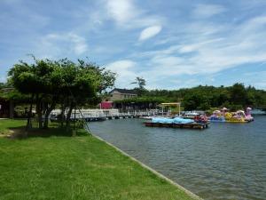 県立自然公園蟠竜湖