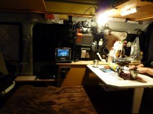 LED電球で明るい室内