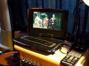 NHKの朝の連ドラを視聴
