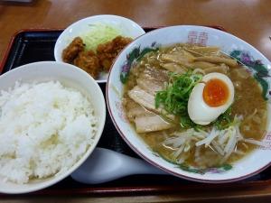 広島ラーメンC定食