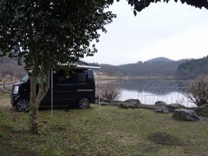 志高湖キャンプ場のKONG 2