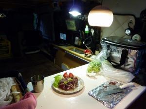 リアゲートキッチン 1