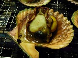 食べごろの長太郎貝