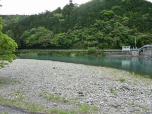 三堰キャンプ場