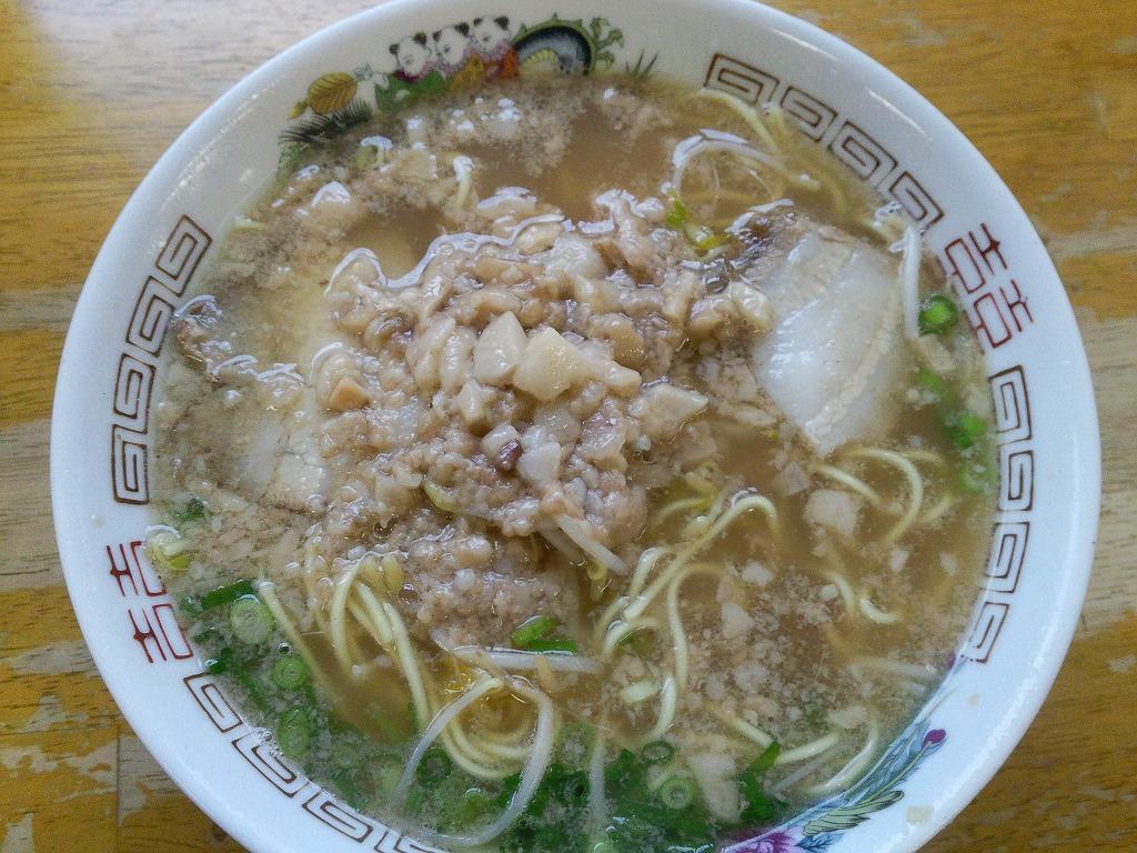 スエヒロ麺かた脂」