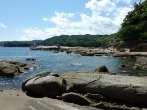 竜串海岸 7