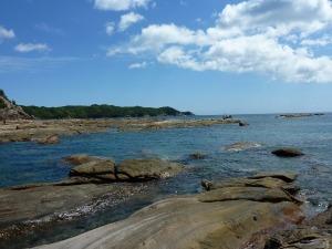 竜串海岸 8