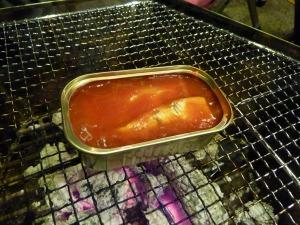 オイルサーディン、トマト漬け