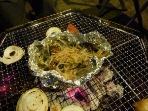 野菜のホイル蒸し