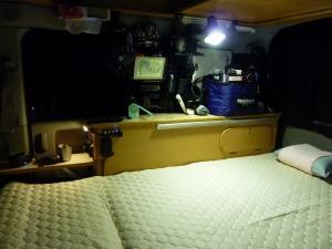 KONG一階の寝室