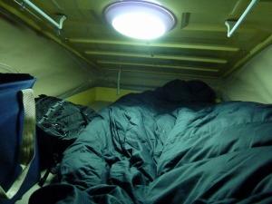 KONG二階の寝室