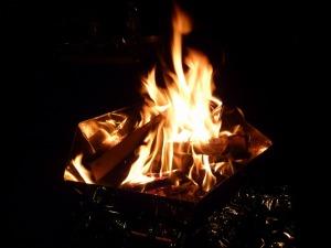 焚き火_20120721