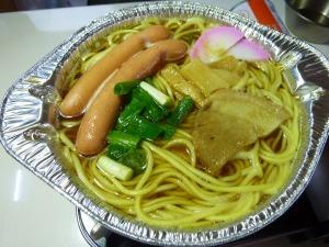 加藤製麺所の鍋ラーメン_2