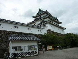 和歌山城観光