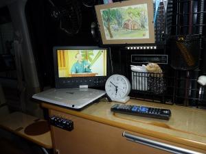 APBD-F1020HWの画面を左に回転