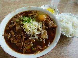 支那そば肉玉入(小)700円_20130503