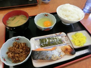 焼き魚定食_20131102