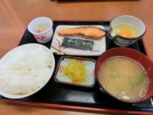 朝定食580円_20131123