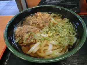 肉うどん500円_20131123
