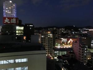 最上階から望む夜景_20131213
