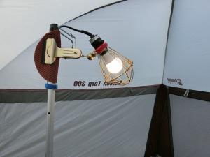 LED電球のランタン_20140315