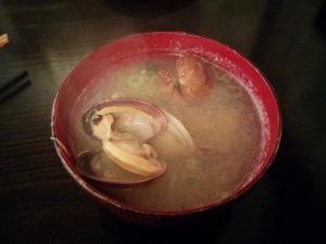 アサリの貝汁_20140412