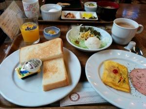 朝食の洋食_20140413