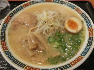 広島醤油とんこつ風ラーメン_20140502