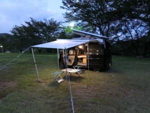 奈佐森林公園キャンプ場のKONG_20140913
