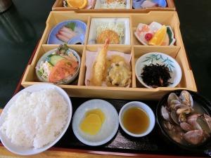 昼定食+ご入浴_1250円_20140920