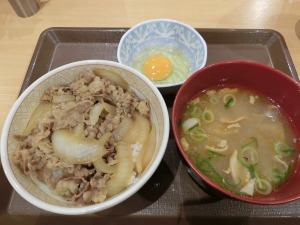 牛丼ディナー_20150313