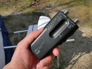 家庭用 BS/UHFチェッカー_20150321