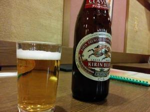 瓶ビールを_20150425