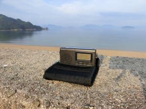 海岸沿いでラジオ体操_20150524