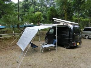 車中泊キャンプ_20150718