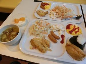 朝食バイキング_20150726