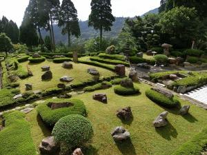 客室から望む庭園_20150919