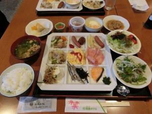 朝食バイキング_20150920