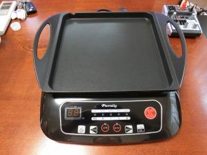 IH調理器に「焼き焼きプレート」_20161223