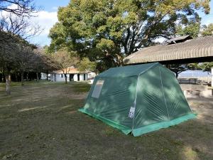 ロッジテントを設営_2_20160206