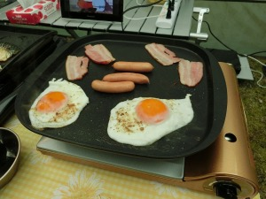 朝食で便利な鉄板焼プレート_20160313
