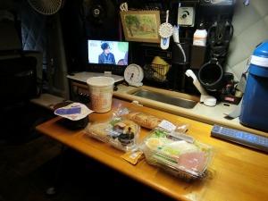 軽キャンで朝食_1_2160327