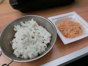 ご飯と納豆_20160504