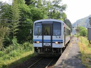 列車到着_20160504