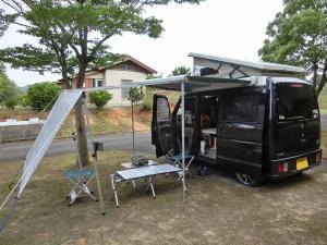 軽キャンで車中泊キャンプ_1_20160618