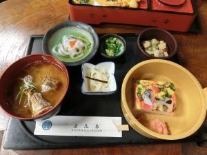 岩国寿司定食_1600円_20160806