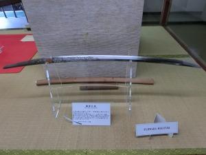 日本刀の展示_20160806