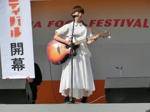 渕上里奈さんのライブ_20161029