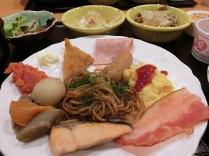 ホテル法華クラブ広島の朝食バイキング_2_20161030
