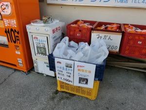 切串港の牡蠣販売_20161203